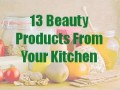 13-beauty-products-from-your-kitchen