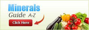 Dietary Minerals A-Z