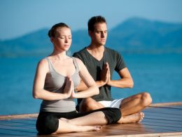 Inner Peace with Yoga