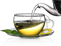 What are the health benefits of mint tea