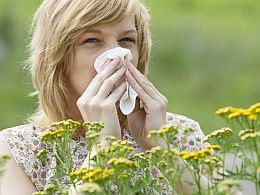 Allergy Season - Top 5 Summer Allergies